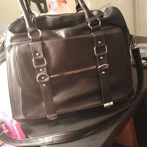 Steve madden purse/ cropss body bag .